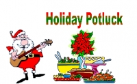 Sign Up for the Holiday Potluck Dec. 11
