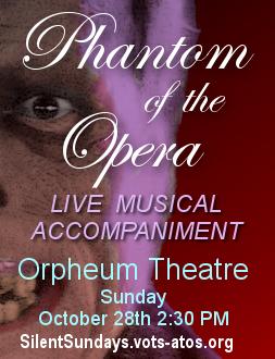 Phantom of the Opera Banner