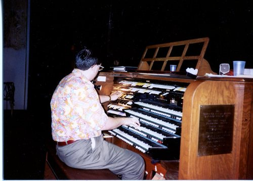 Bill Brown Archive - Arena Organ