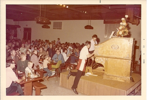 Bill Brown Archives - Organ Stop Pizza