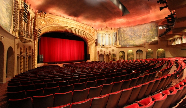 It's The Orpheum For July