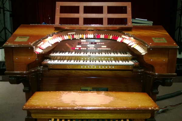 FCC Wurlitzer To Be Removed