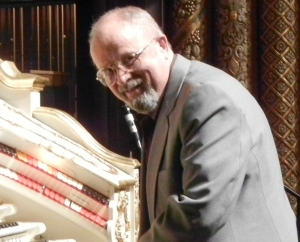 Don Story at the Phoenix Orpheum in 2013
